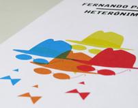 Fernando Pessoa . Heterónimos | book