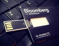 Bloomberg TV Mongolia - Flash disk