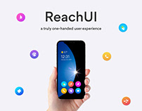 ReachUI Mobile Concept