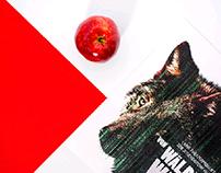 Von Wäldern und Wölfen - Visual Identity