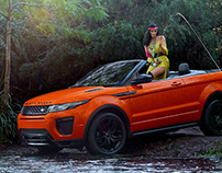 Range Rover Evoque / Born Wild