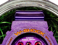 Wood Shock 420 Edition