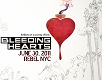 Bleeding Hearts Album Experience
