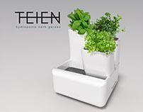 TEIEN: Hydroponic Herb Garden