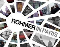 Rohmer In Paris - Film Promo