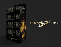 Miller display stand