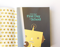Adam's First Day of School