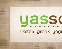 Yasso Web Branding