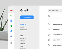 Gmail - Reimagined