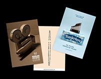 Posters for film festivals