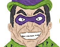 The WanderingBert Batman Villain Project (#51-100)