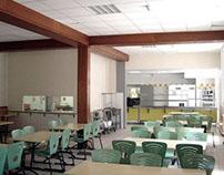Cuisines du collège de Vaux-sur-Poligny