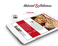 Web design Popcorn