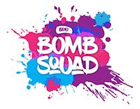 Brio BOMB SQUAD Team Logo