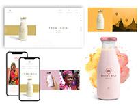 Golden Milk - Concept