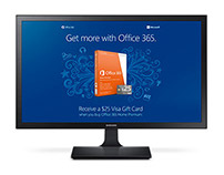 Microsoft Office 365 Voucher Campaign