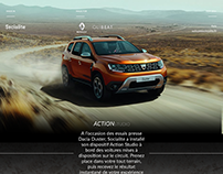 Action Studio Dacia Duster