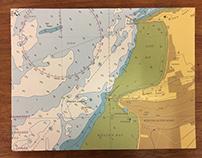 My Coast - hand-made book