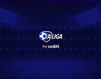 APP - A Liga | By Usabit