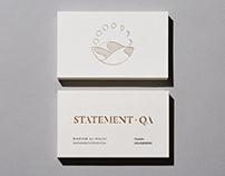 Statement.QA Branding