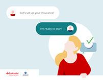 Santander Conversational Interface
