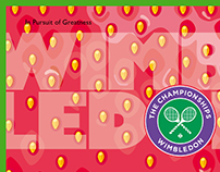 Posters for The Championships, Wimbledon-2016