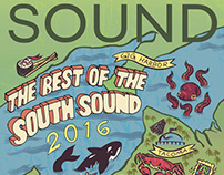 South Sound Magazine Cover