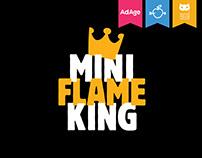 Burger King / Mini Flame King