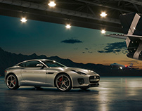 Jaguar - Full CG Images