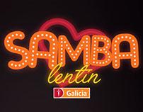 Samba lentin - Banco Galicia