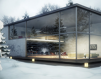 Philippines glass house project