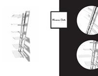 Massimo Dutti - Store Display Shelf