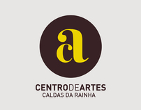 Corporative Identity for Centro de Artes