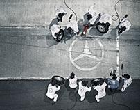 Julian Calverley / Mercedes / Cygnus