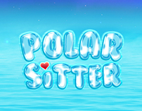 Ferrero / Magic Kinder / Polar sitter(online game)