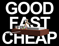 Good Fast Cheap - Pocket Pollock