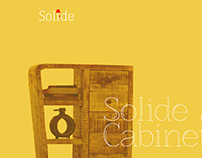 "on line shop store ""Solide"""