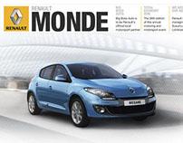 Renault Monde - September 2012