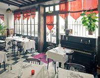 """Restaurant """"L'atelier de Jacques"""""""