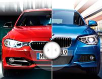 BMW Ediciones - Microsite