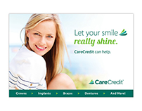 CareCredit - Dental Mailer