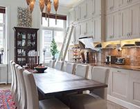 Kitchen and Wardrobe Design