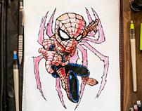 屌屌的蜘蛛侠