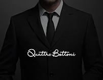 Quattro Bottoni Logo & Identity