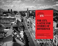 ETC International Theatre Conference / Sarajevo 2016