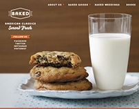Baked: Branding and Website