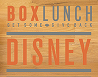 Box Lunch (Banners & Stickers)