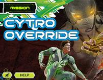 Max Steel - Cytro override