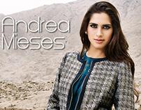 Catálogo para Andrea Mieses
