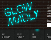 GlowMadly - Branding and Webstore Design